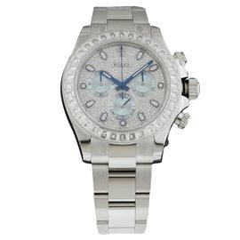 Rolex Cosmograph Daytona 116576TBR 40mm Platinum Watch
