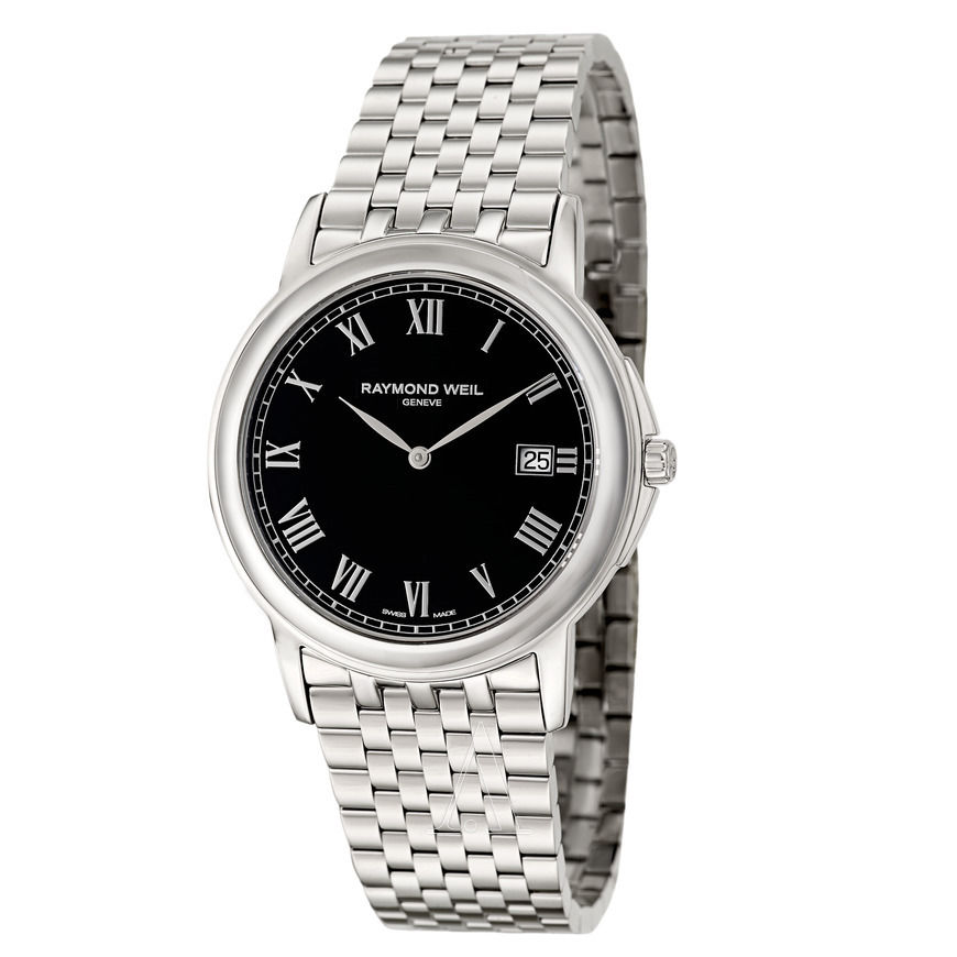 """Image of """"Raymond Weil Tradition Stainless Steel Mens Watch"""""""