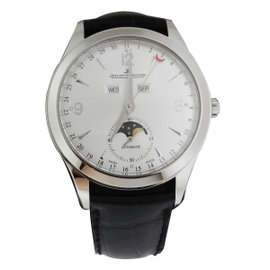 Jaeger LeCoultre Master Calendar Automatic Stainless Steel Q1558420