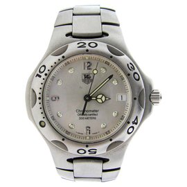 Tag Heuer Chronometer WL5110 Stainless Steel Watch