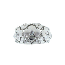 Van Cleef & Arpels WG Diamod Band Ring