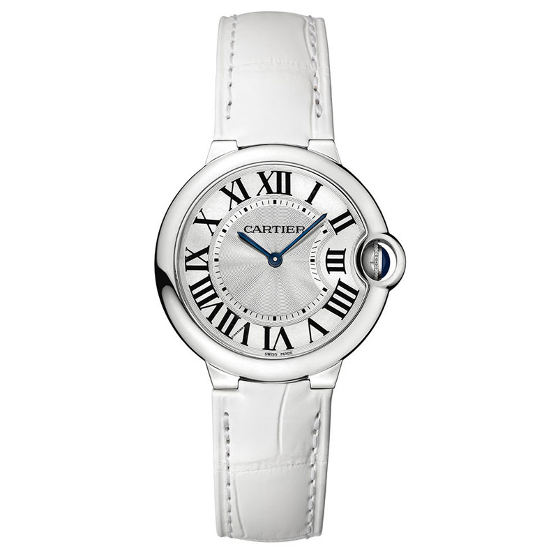 Cartier Ballon Bleu W6920087 Stainless Steel Watch
