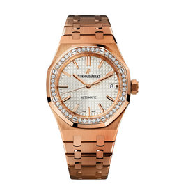 Audemars Piguet Royal Oak 15451OR.ZZ.1256OR.01 Rose Gold Watch