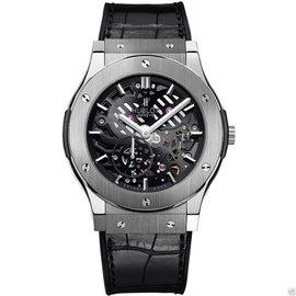 Hublot 515.NX.0170.LR Classic Fusion Ultra Thin Skeleton 45mm New Watch