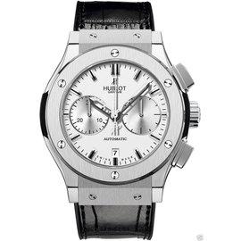 Hublot 521.NX.2610.LR Classic Fusion Chronograph 45mm Titanium Watch