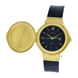 Hublot MDM Geneve 18K Yellow Gold Watch