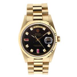Rolex 18238 Yellow Gold President Vintage Wrist watch