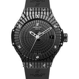 Hublot Big Bang Caviar 346.CX.1800.RX Black Ceramic Watch