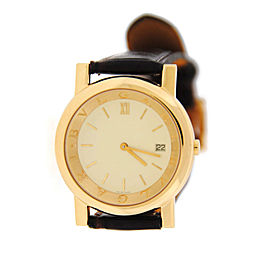 Bulgari Anfiteatro AT 35 GL 18K Yellow Gold Watch