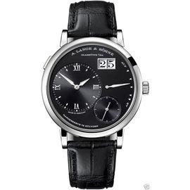 A. Lange & Sohne 117.028 Grand Lange 1 White Gold 40.9mm Watch