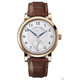 A. Lange & Sohne 1815 233.032 Rose Gold Manual Wind 40mm Watch