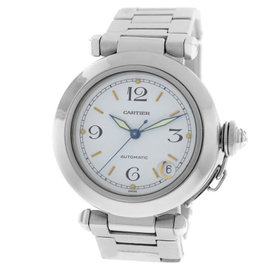 Cartier Pasha 2324 Stainless Steel Watch