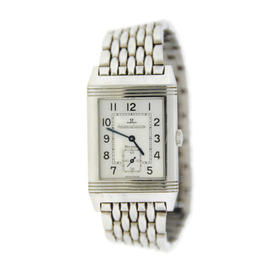 Jaeger LeCoultre Reverso Grand Taille 270.81.10 Stainless Steel Mens Watch