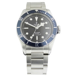 Tudor Heritage Black Bay 79220B Stainless Steel 41mm Watch