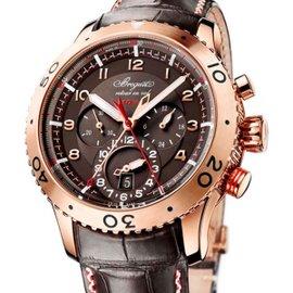 Breguet Transatlantique 10 Hz 3880/br/z29xv Type XXII Flyback Watch