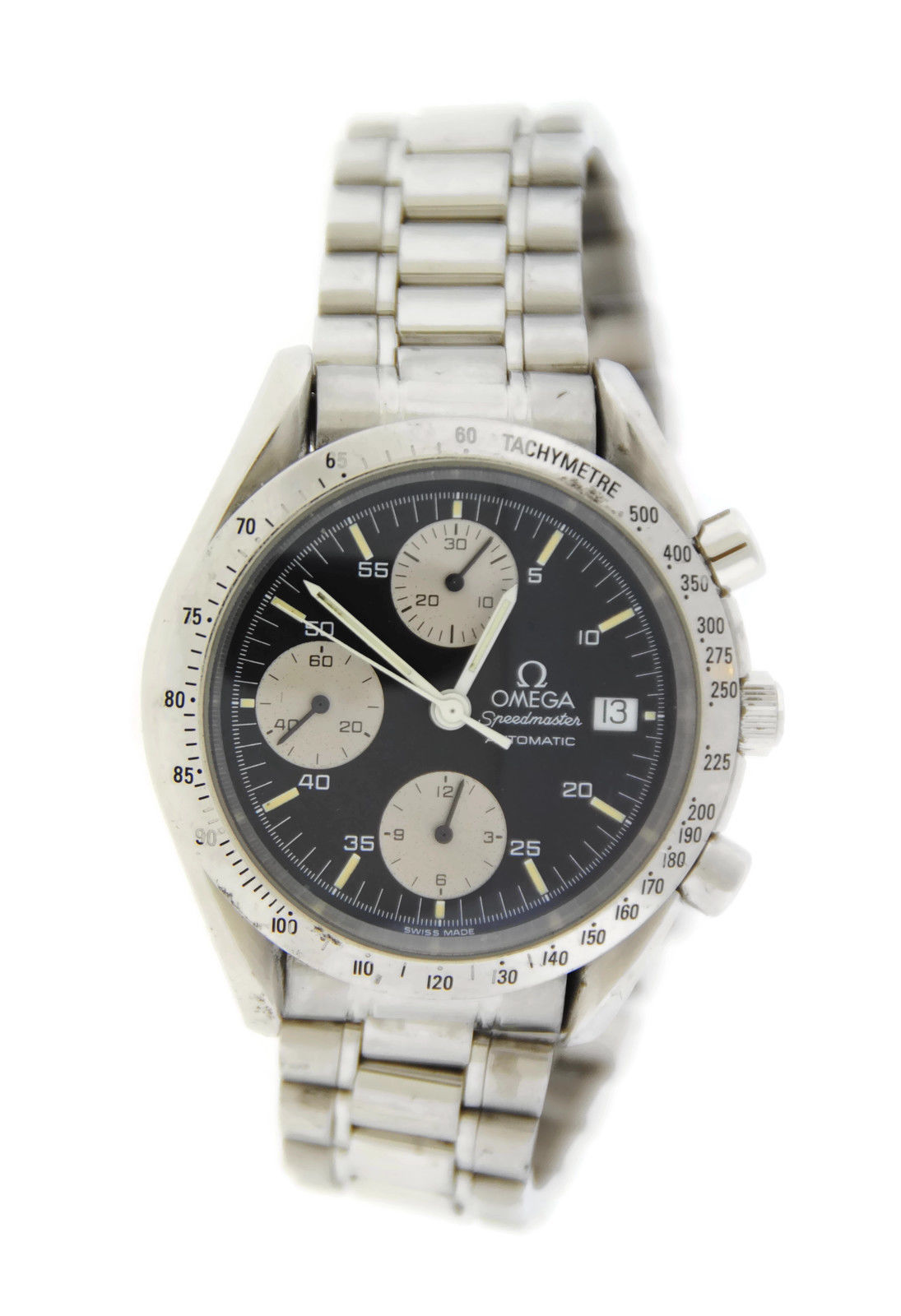 "Image of ""Omega 3511.50 Speedmaster Chronograph Automatic Stainless Steel Watch"""