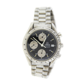 Omega 3511.50 Speedmaster Chronograph Automatic Stainless Steel Watch