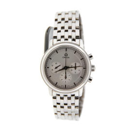 Omega 4540.31.00 DeVille Prestige Chronograph Stainless Steel Mens Watch