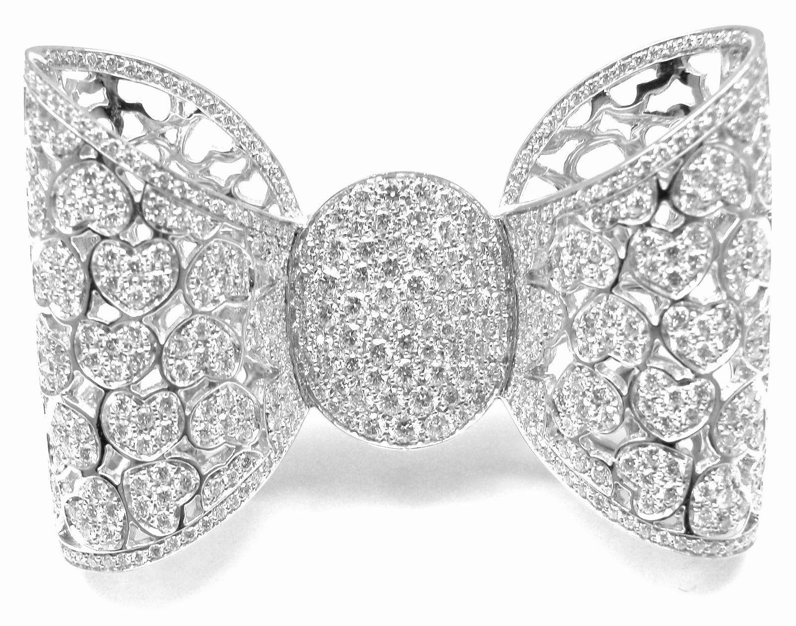 """""Pasquale Bruni 18K White Gold Diamond Ring"""""" 273947"