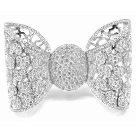 Pasquale Bruni 18K White Gold Diamond Ring