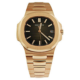 Patek Philippe Nautilus 5711-1R-001 Rose Gold Watch