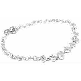 Pasquale Bruni 18K White Gold Diamond Bracelet