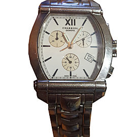 Philippe Charriol Columbus 060T Stainless Steel 42mm Men's Watch