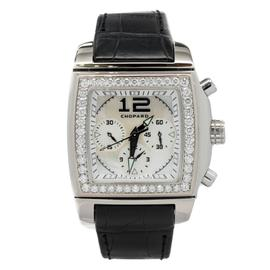 Chopard Two O Ten 8462 178494 Diamond Bezel Mother Of Pearl Dial Automatic Men's Watch