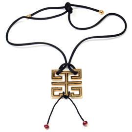 Cartier 18K Yellow Gold Le Baiser Du Dragon Ruby Large Necklace