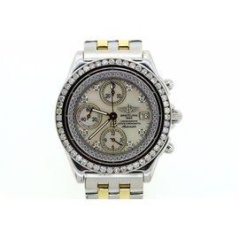 Breitling D13350 Chronomat Diamond Watch