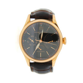 Baume & Mercier William Baume MOA08730 18K Rose Gold Mens Watch