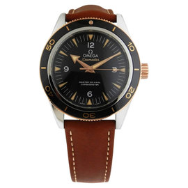 Omega 233.22.41.21.01.002 Seamaster 300 Master Co-Axial 41mm Watch