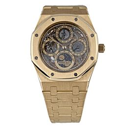 Audemars Piguet Royal Oak 18K Yellow Gold 39mm Watch
