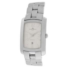 Baume & Mercier Hampton 65308 Date Steel Automatic Watch