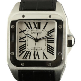 Cartier Santos W20106X8 Steel Automatic Watch