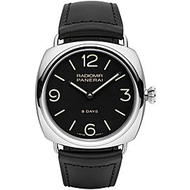 Panerai PAM00610 Radiomir Black Seal 8 Days Complete PAM 610 45mm Watch