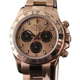 Rolex Daytona Everose 116505 Automatic Rose Gold Watch
