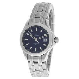 Omega Seamaster 2581.80 Jacques Mayol Quartz 120M Watch