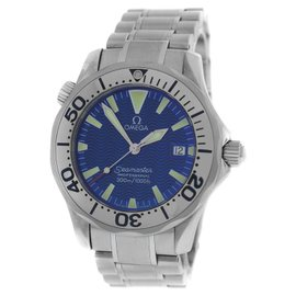 Omega Seamaster 2263.80 Diver 300M Steel Date Quartz Watch