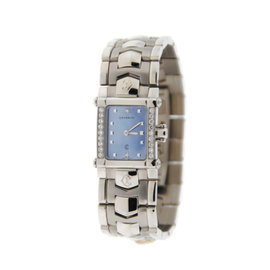 Charriol INTR.930.849 Stainless Steel and Diamond Blue Dial Womens Watch