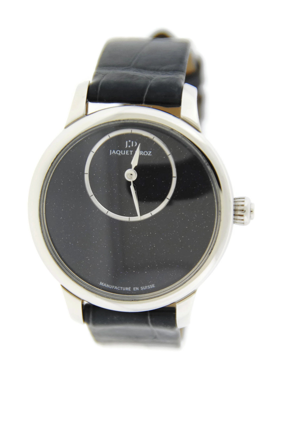 """Image of """"Jaquet Droz Petite Heure Minute J005000570 Stainless Steel Womens"""""""