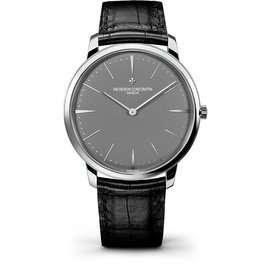 Vacheron Constantin 81180/000p-9539 Patrimony Grand Taille 40mm Watch
