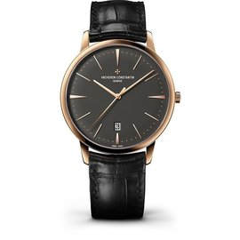Vacheron Constantin 85180/000r-9166 Patrimony 18K Rose Gold 40mm Watch