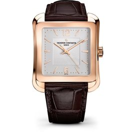 Vacheron Constantin 86300/000r-9826 Historiques Toledo 1951 18K Rose Gold 36.47mm Watch