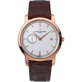 Vacheron Constantin 87172/000r-9302 Traditionnelle 18K Rose Gold 38mm Watch