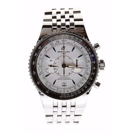 Breitling Navitimer Montbrillant Legende A23340 Stainless Steel Automatic Mens Watch