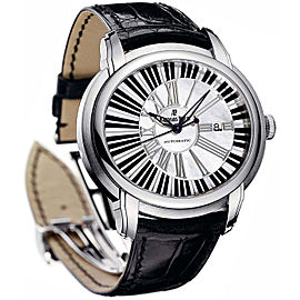 Audemars Piguet Millenary Pianoforte 15325bc.oo.d102cr.01 18K White Gold 45mm Mens Watch