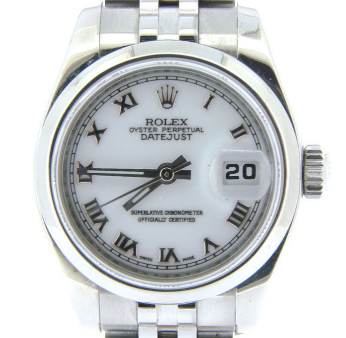 """Image of """"Rolex Datejust 179160 Stainless Steel Womens Watch"""""""