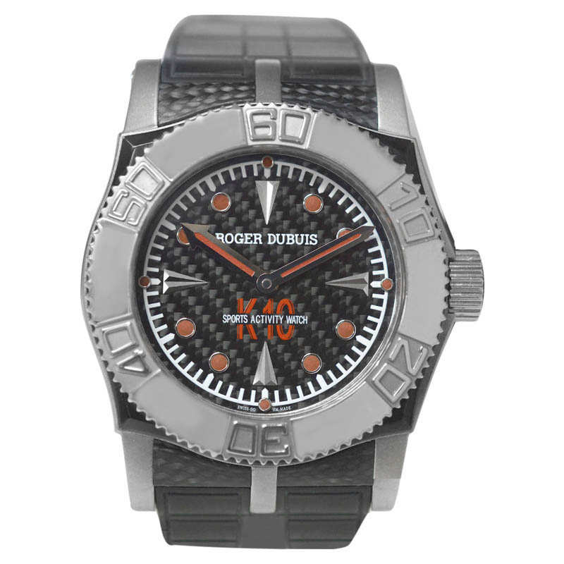 "Image of ""Roger Dubuis Easy Diver Just For Friends Titanium Stainless Steel &"""