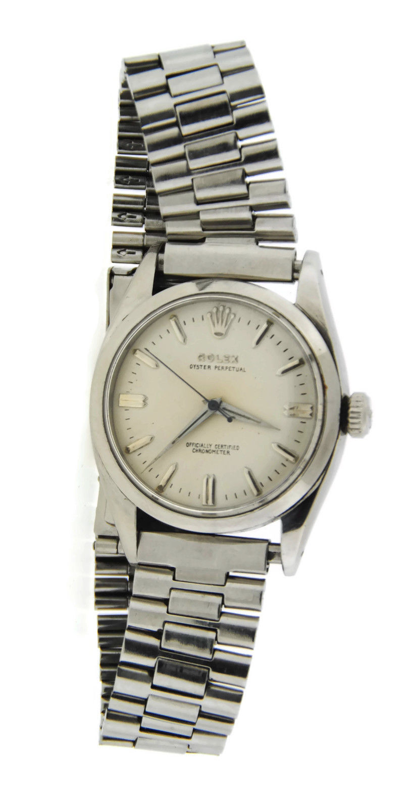 "Image of ""Rolex Oyster Perpetual 6530 Stainless Steel Mens Watch"""